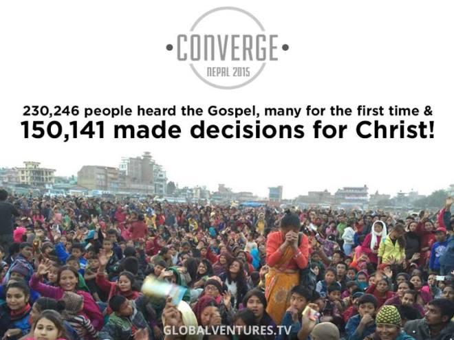 nepal salvation